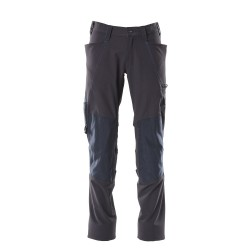 Mascot Accelerate 18079 Pants With Kneepad Pockets Dark Navy