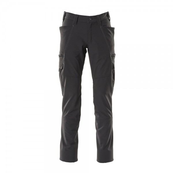Mascot Accelerate 18279 Pants With Thigh Pockets Black