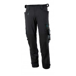 Mascot Advanced 17079 Lightweight Trousers With Kneepad Pockets