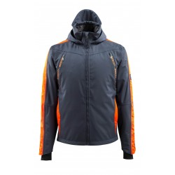 Mascot Hardwear 15001 Hi-Vis Waterproof Outer Shell Jacket