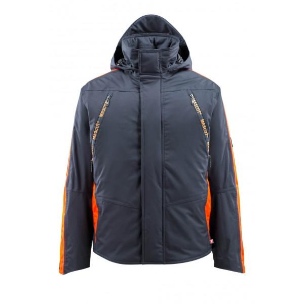Mascot Hardwear 15035 Waterproof Winter Jacket Hi-Vis