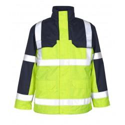 Mascot Multisafe Lungern 06831 Hi Vis Waterproof Multi Protective Class 3 Parka Jacket