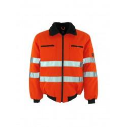 Mascot Safe Arctic Alaska 00516 Water Repellent Class 3 Hi Vis Pilot Jacket