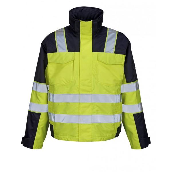 Mascot Safe Image Genova 05023 Hi Vis Waterproof Class 2 Winter Jacket