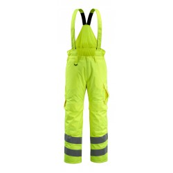 Mascot Safe Supreme Ashford 15690 Hi Vis Waterproof Winter Trousers