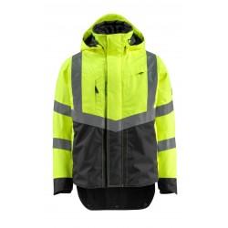 Mascot Safe Supreme Harlow 15501 Waterproof Hi Vis Class 3 Outer Shell Jacket