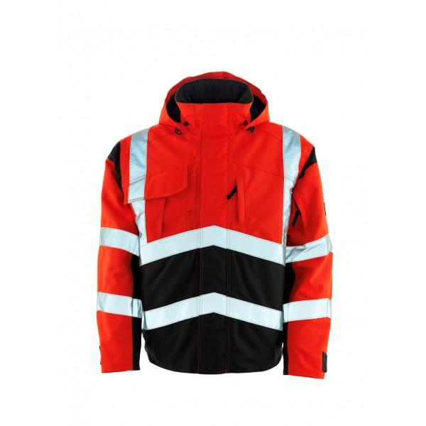 Mascot Safe Young Camina 09035 Waterproof Class 2 Hi Vis Pilot Jacket