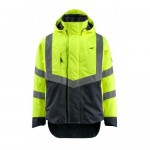 Mascot Workwear Harlow Hi-Vis Outer Shell Jacket