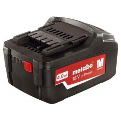 Metabo 321000480 18v 4.0ah Li-ion Battery
