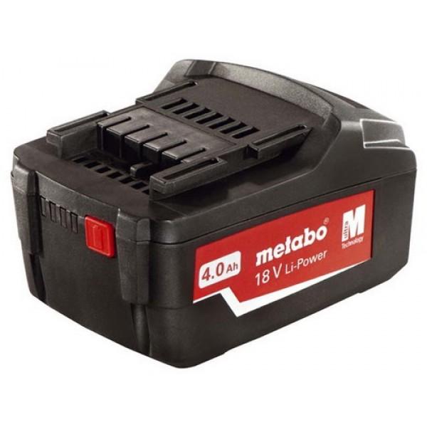 Metabo 321000480 18v 4.0ah Li-ion Battery