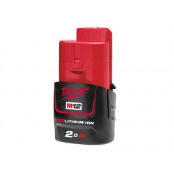 Milwaukee M12 B REDLITHIUM-ION™ Battery Packs