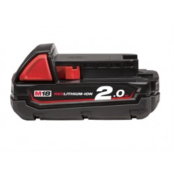 Milwaukee M18 B2 REDLITHIUM-ION™ Slide Battery Packs 18 Volt