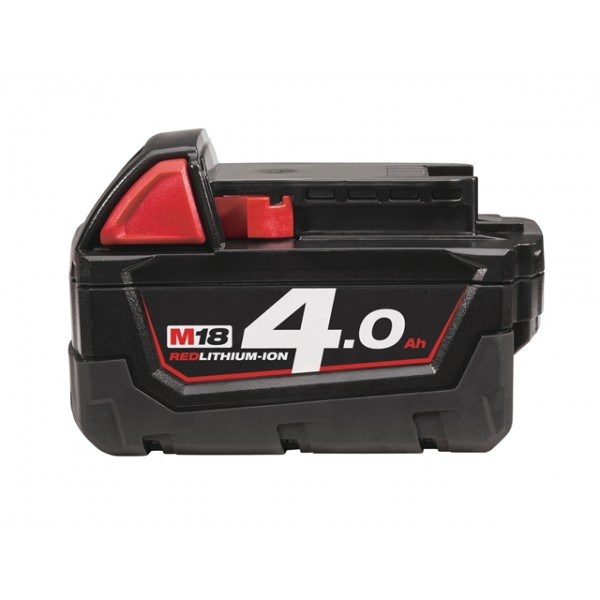 Milwaukee M18 B4 REDLITHIUM-ION™ Slide Battery Packs 18 Volt