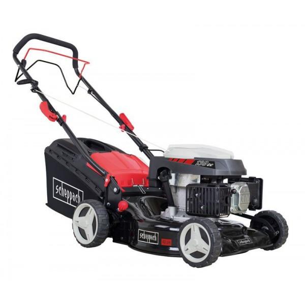 Scheppach MS139-42 17in Cordless Petrol Lawn Mower Professional  Gardening Equipment