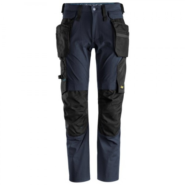 Snickers 6208 LiteWork Trousers Holster Pockets