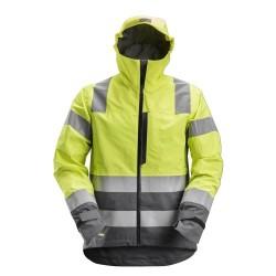 Snickers 1330 AllroundWork Hi-Vis Shell Jacket CL3
