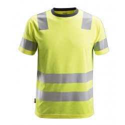Snickers 2530 AllroundWork, High-Vis T-Shirt
