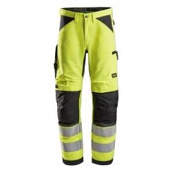 Snickers 6332 LiteWork Hi-Vis Work Trousers+