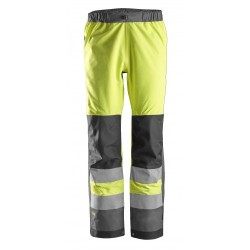 Snickers 6530 AllroundWork, Hi-Vis Shell Trousers