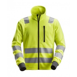 Snickers 8036 AllroundWork, High-Vis FZ Jacket CL2/CL3