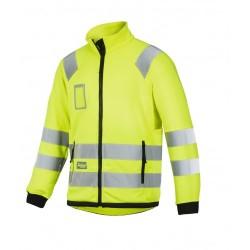 Snickers 8063 Hi-Vis Micro Fleece Jacket Class 3
