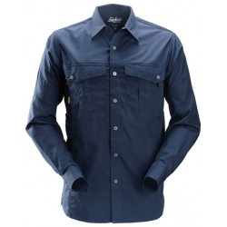 Snickers 8508 Long Sleeve Rip Stop Shirt