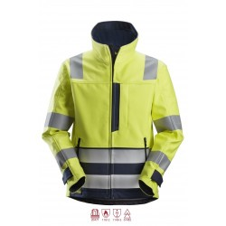 Snickers 1260 ProtecWork Softshell Jacket Class 3