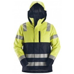 Snickers 1360 ProtecWork Waterproof Shell Jacket Class 2