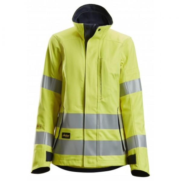 Snickers 1567 ProtecWork Womens Jacket Class 3