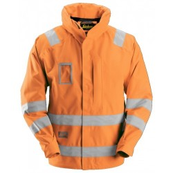 Snickers 1973 Hi-Vis Shell Jacket Class 3
