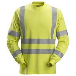 Snickers 2461 ProtecWork LS T-Shirt Class 3