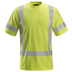 Snickers 2562 ProtecWork Short Sleeve T-Shirt Class 3