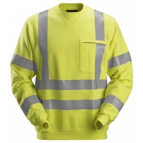 Snickers 2863 ProtecWork Sweatshirt Class 3
