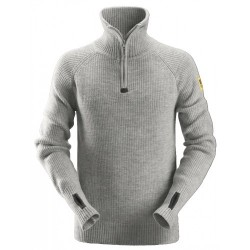 Snickers 2905 Half-Zip Wool Sweater