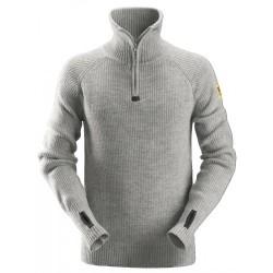 Snickers 2905 Half-Zip Wool Sweater