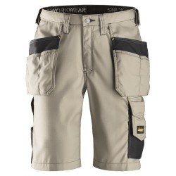 Snickers 3023 Craftsmen Holster Pocket Rip-Stop Shorts