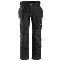 Snickers 3215 Comfort Cotton Trousers+ Holster Pockets