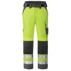 Snickers 3639 Hi-Vis Winter Trousers Class 2