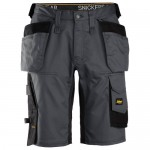 Snickers 6151 AllroundWork Stretch Shorts Holster Pockets