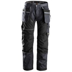 Snickers 6204 RuffWork Denim Trousers Holster Pockets
