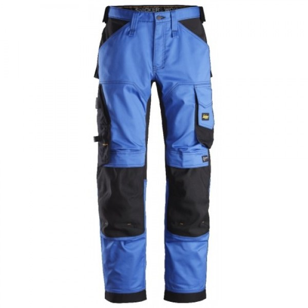 Snickers 6351 AllroundWork Stretch Loose Fit Work Trousers