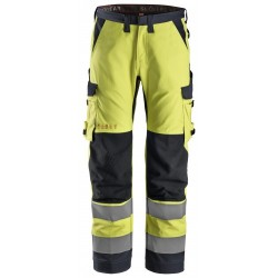 Snickers 6361 ProtecWork Work Trousers Class 2