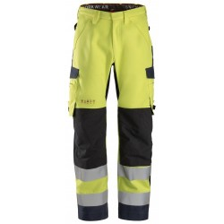 Snickers 6563 ProtecWork Waterproof Shell Trousers Class 2