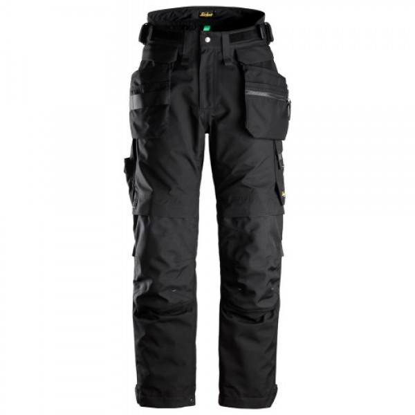 Snickers 6580 FlexiWork, GORE-TEX 37.5® Insulated Trousers