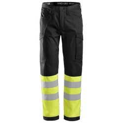 Snickers 6900 Hi-Vis Service Line Trousers