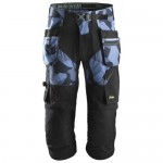 Snickers 6905 Flexiwork Ripstop Pirate Trousers
