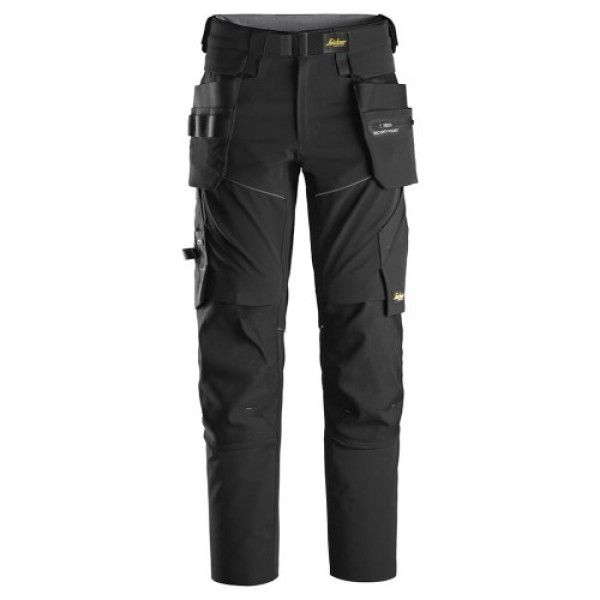 Snickers 6944 FlexiWork 2.0 Work Trousers Holster Pockets
