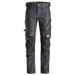 Snickers 6956 FlexiWork Denim Work Trousers