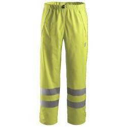 Snickers 8243 Hi-Vis PU Rain Trousers