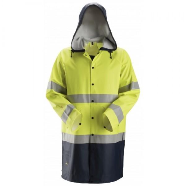 Snickers 8261 ProtecWork Rain Jacket Class 3